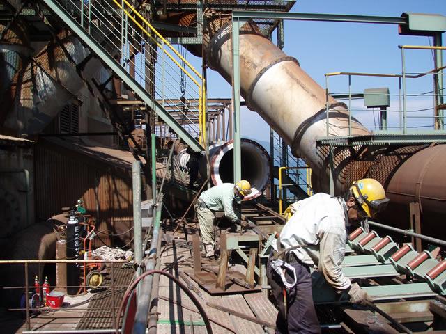 鉄鋼事業部6