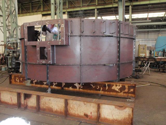 鉄鋼事業部9
